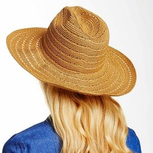 Vince Camuto Wide Brim Fedora Panama Hat